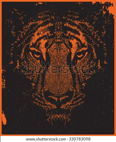 animal for  t shirt graphic