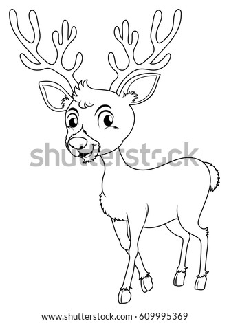 Stock Vector Animal Outline For Little Fawn Illustration besides D E Dd E B E F E Cd together with Deer Horns Silhouette Isolated On White Background Download Royalty Free Vector File Eps besides Animals Head Silhouette Download Royalty Free Vector File Eps likewise Headband Clipart Easter Bunny Ear. on antler drawing outlines
