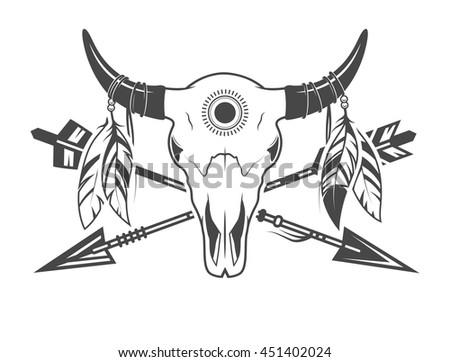 vector animal skulls download free vector art stock graphics images