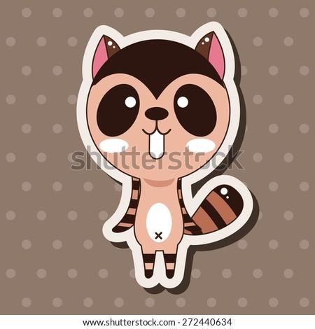 animal squirrel cartoon theme