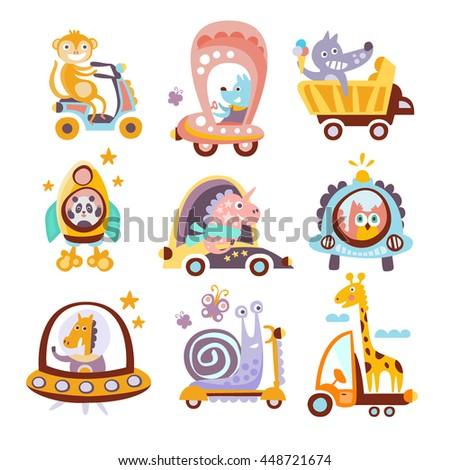 animals and transportation
