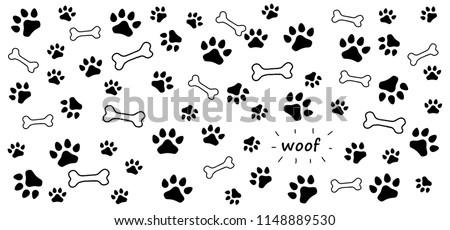 animals footsteps foot feet...
