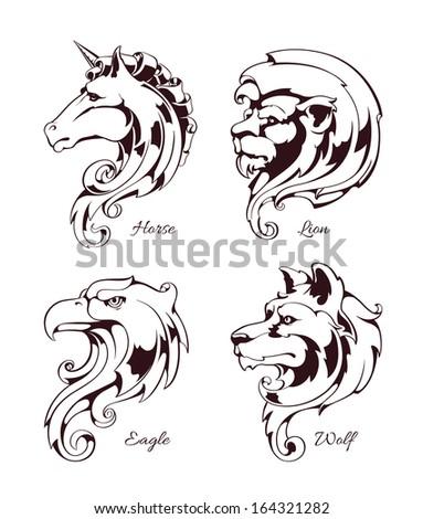 Royalty Free Ancient Greek Mythological Animal 130911779 Stock