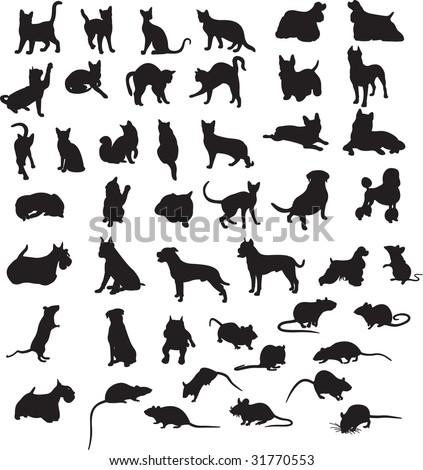 animals vectors vol_3