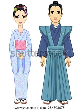 animation japanese couple  the