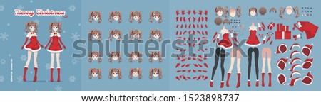 anime manga girl cartoon