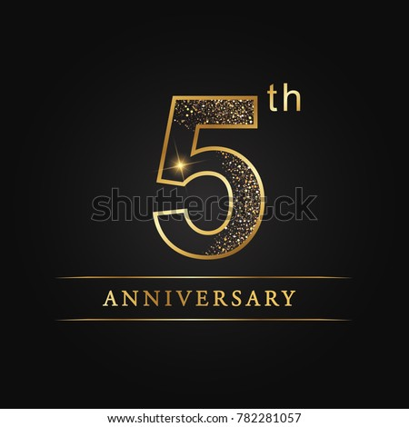 35 Year Anniversary Illustration Download Free Vector Art Stock