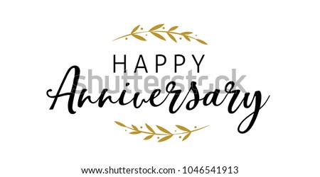 stock-vector-anniversary-celebration-design-lettering-and-typography-fine-art