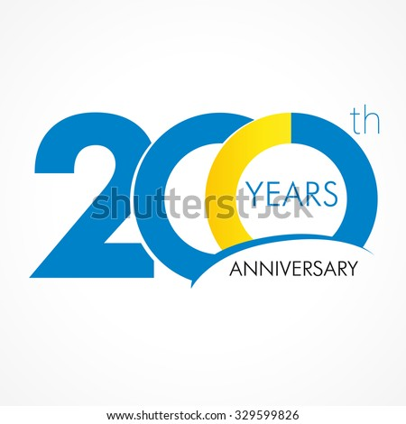 anniversary 200 years old