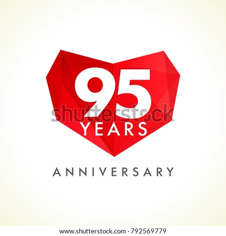 anniversary 95 years old
