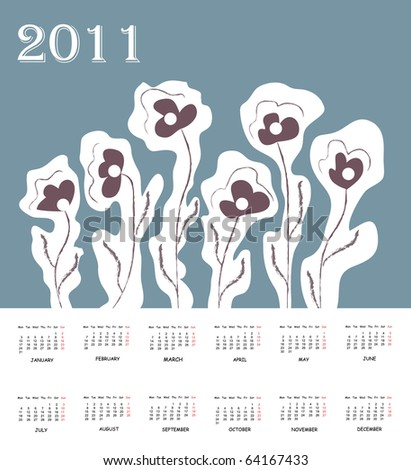 daily calendar march 2011. 2011 daily calendar template.