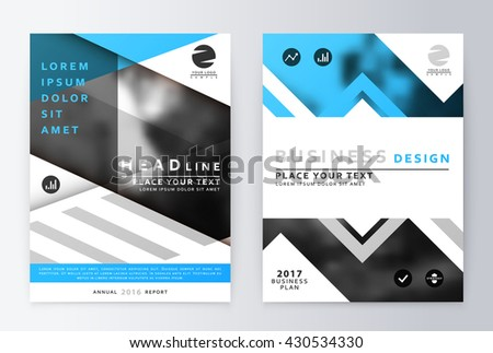 report design template