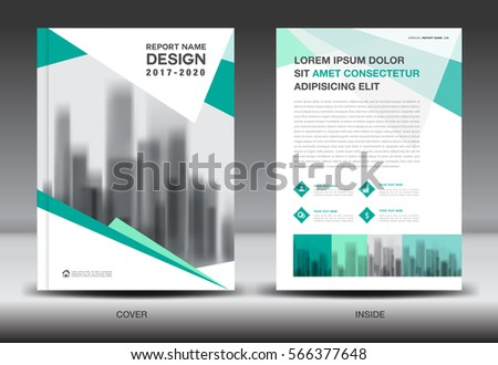 Green company profile template vector download free vector art annual report brochure flyer template green cover design business flyer template book spiritdancerdesigns Image collections