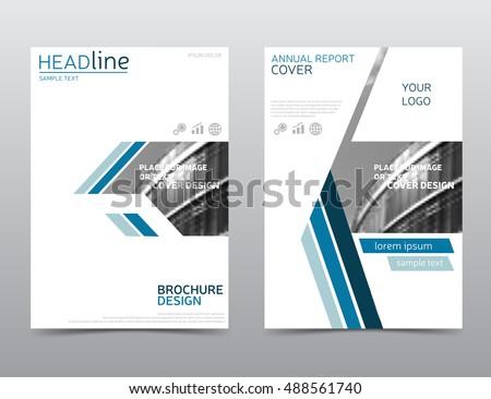 company business brochure flyer presentation template download
