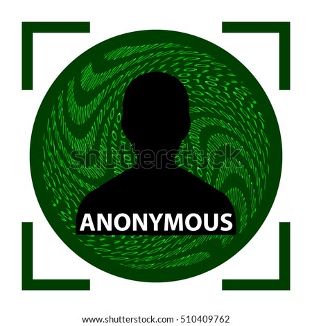 anonymous hacker logo  the