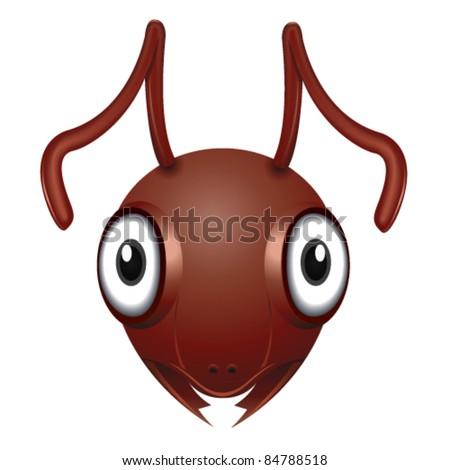 Как сделать маску муравья
