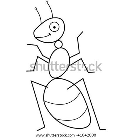 Ant Shape