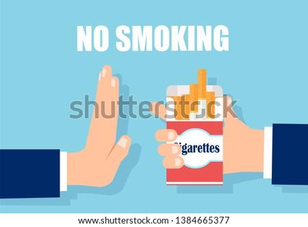 anti tobacco healthy lifestyle