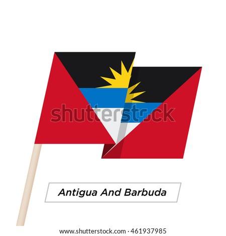 antigua and barbuda ribbon