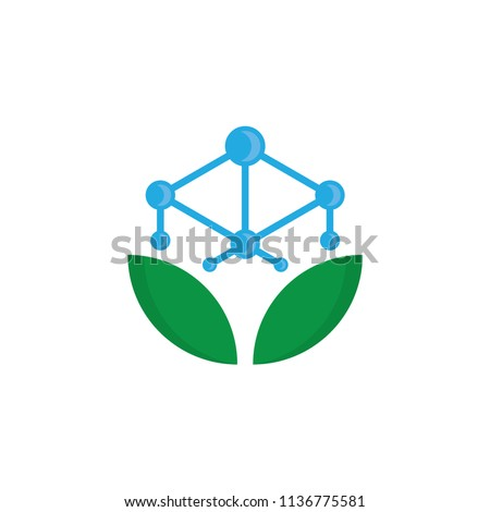 Antioxidant icon isolated on white background. Antioxidant logo vector. Сток-фото ©