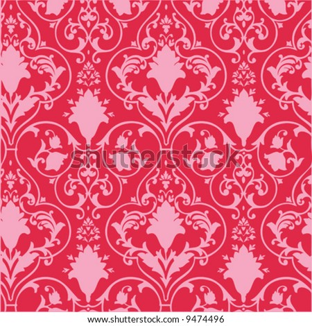 antique scroll wallpaper