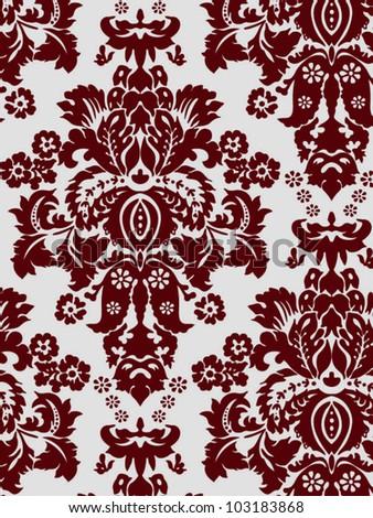 antique wallpaper   seamless