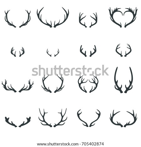 Shutterstock Antler collection