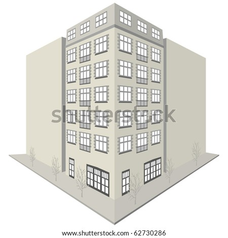 Apartment Block Design