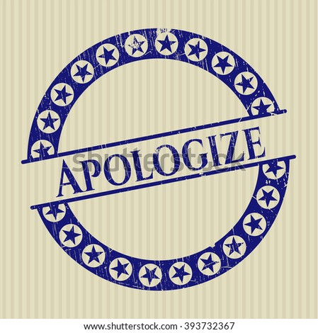 Apologize rubber grunge texture seal