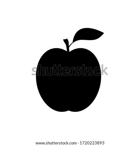 apple icon vector apple sign