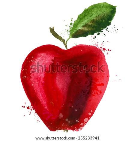 apple logo design template