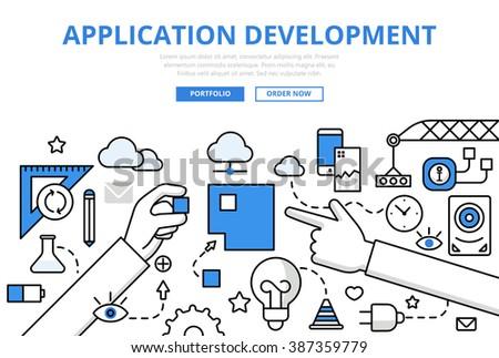 application software app