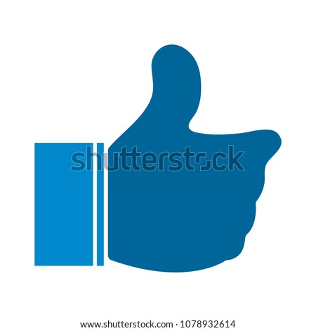 approved sign - thumb up symbol, ok approval
