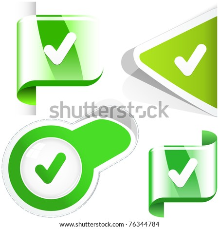 Approved vector elements.