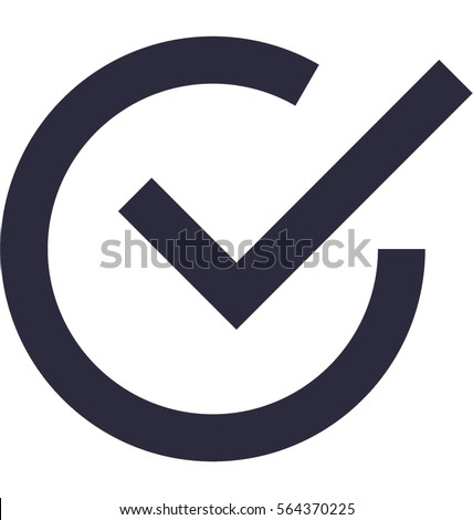 Approved Vector Icon
