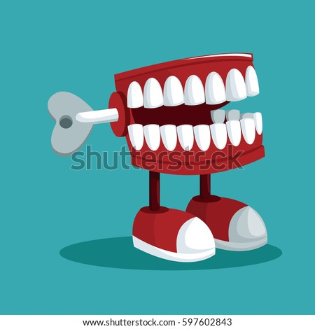 april fools day teeth practical