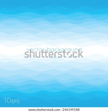 aqua abstract design background