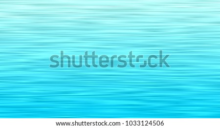aqua blue ocean waves vector