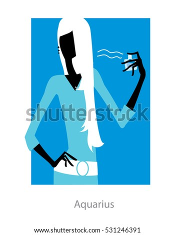 aquarius horoscope sign female