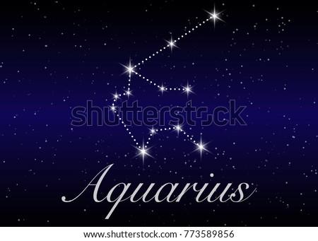 aquarius zodiac constellations