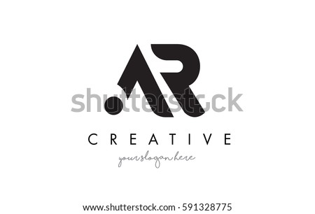 Ar15 free vector illustration download free vector art stock ar letter logo design with creative modern trendy typography and black colors altavistaventures Gallery