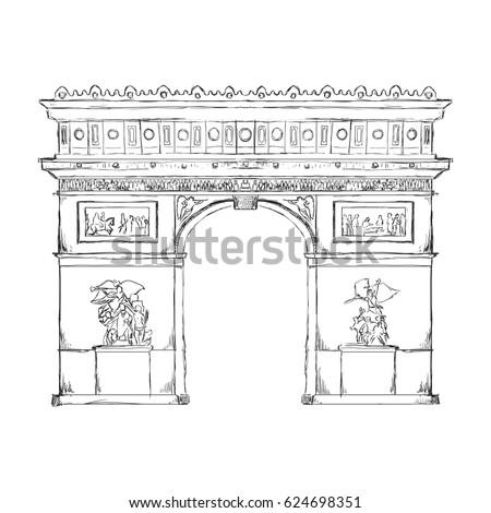 arch of triumph paris