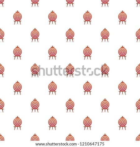 Arch target pattern seamless repeat background for any web design #1210647175