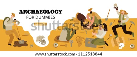 archaeology for dummies web