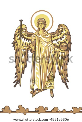 archangel gabriel in four