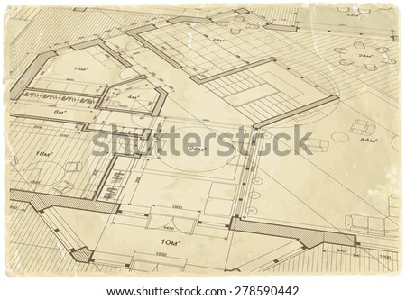 House Plan Drawing