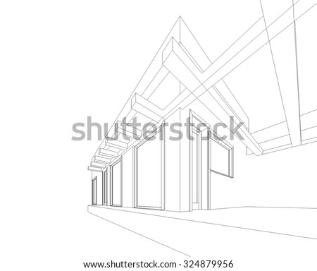 Free House Plan Vector Download Free Vector Art Stock Graphics