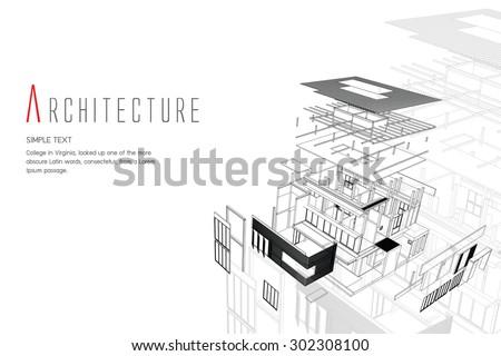 architecture background