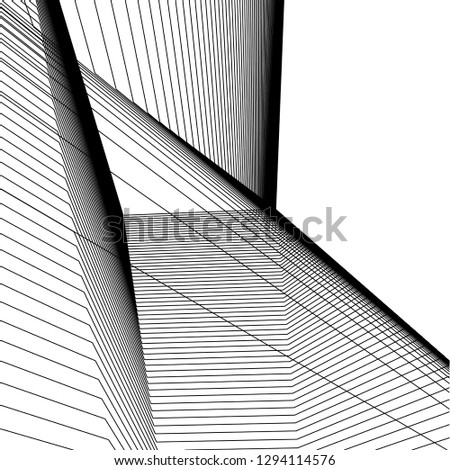 architecture geometric background #1294114576