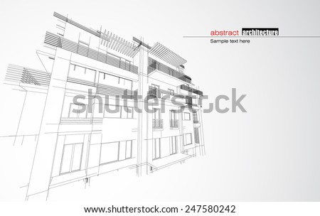 architecture house
